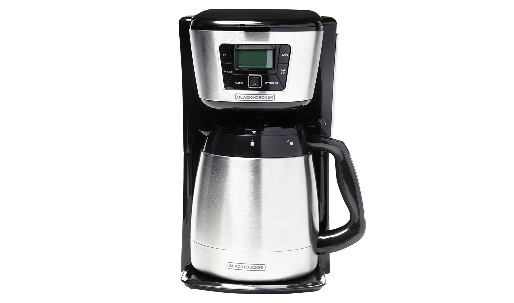 Black + Decker 12-Cup Thermal Coffee Maker