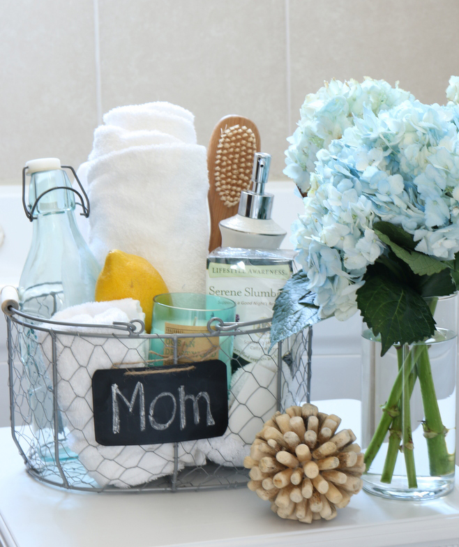 7 DIY Spa Gifts For Mom