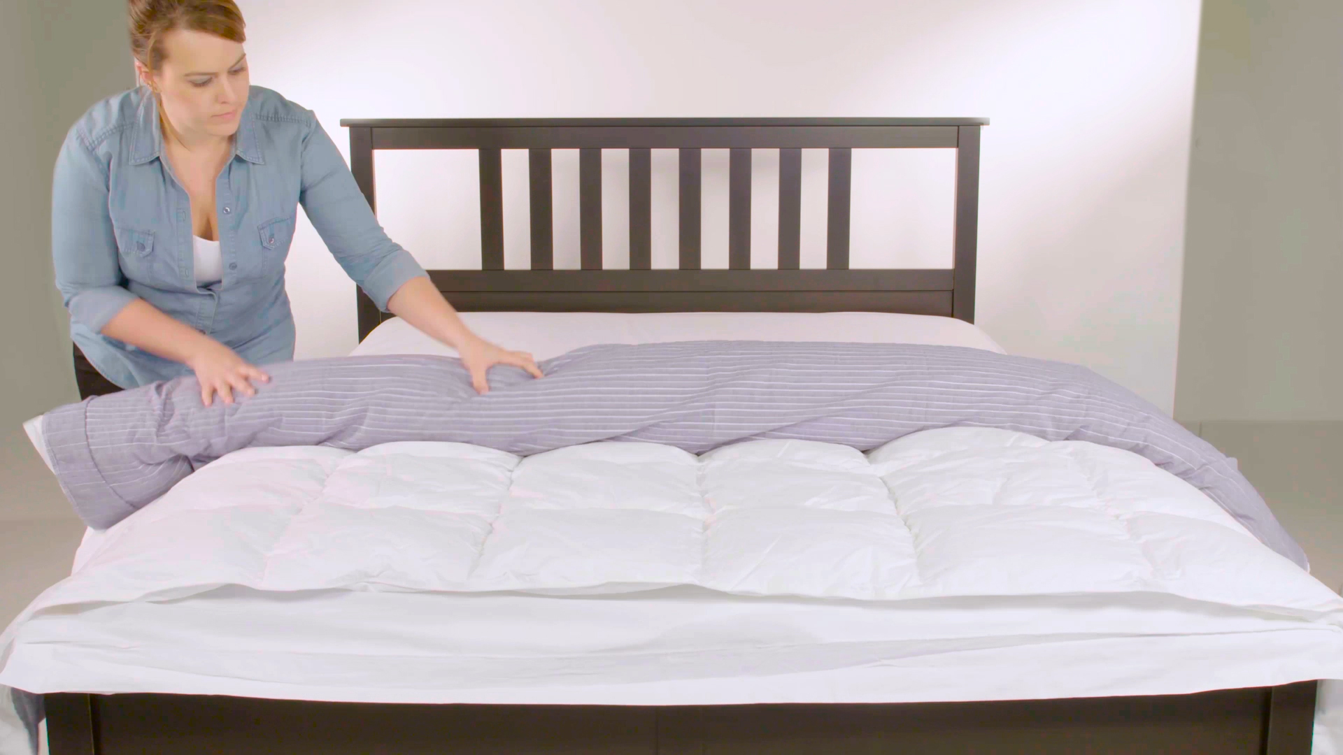 How to Put on a Duvet Cover