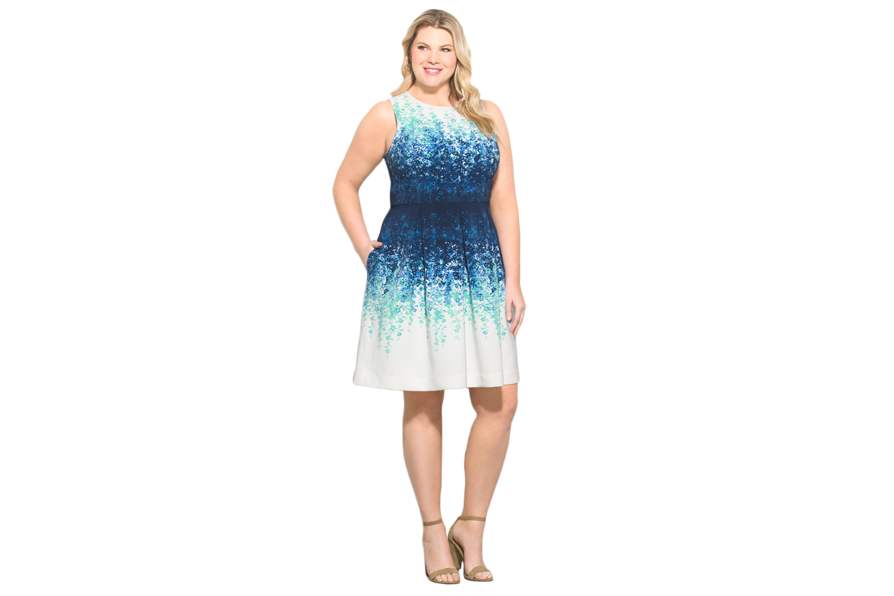 7 Pretty Plus-Size Dresses for Spring | Real Simple