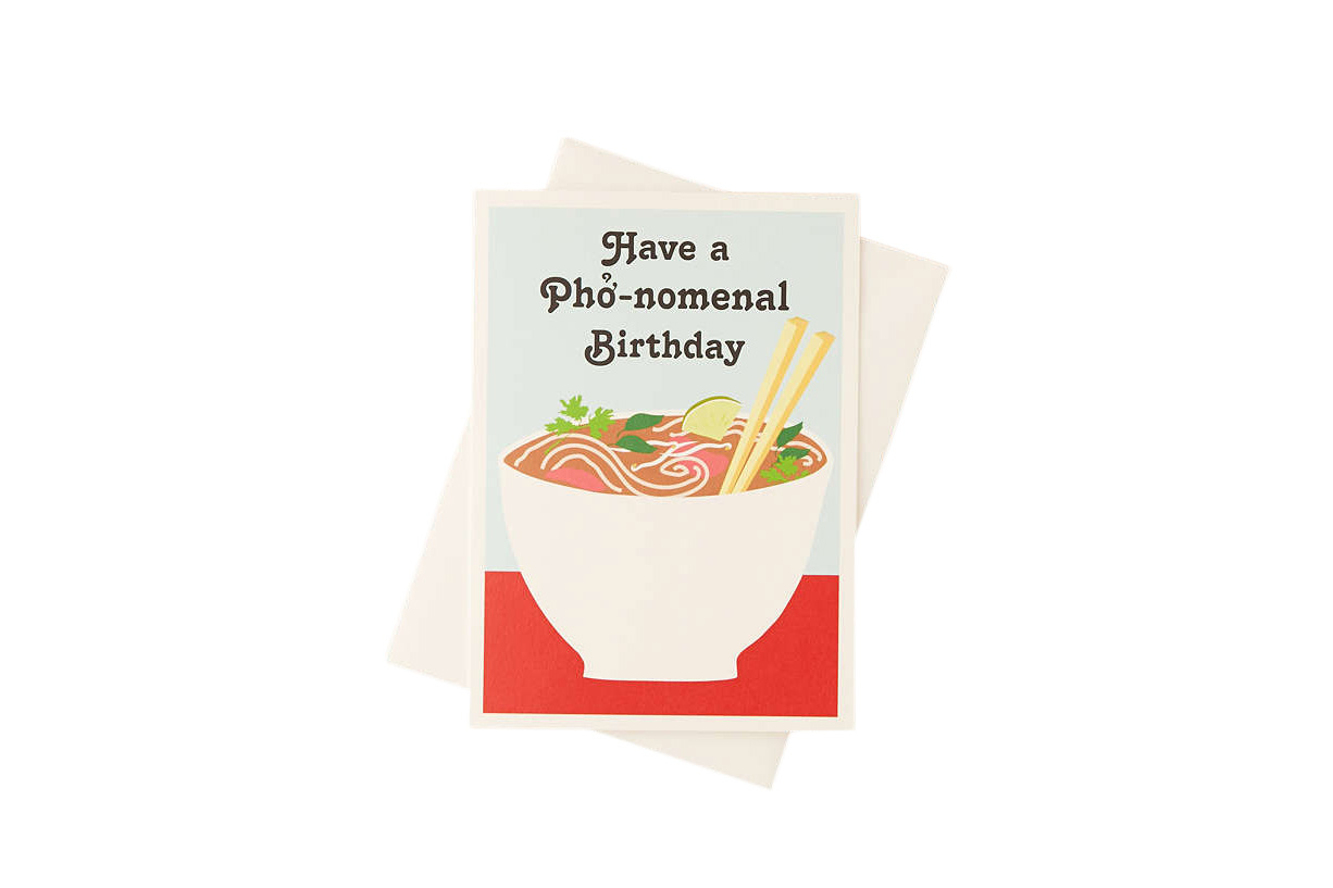 6 Punny Cards for Your Favorite Foodie