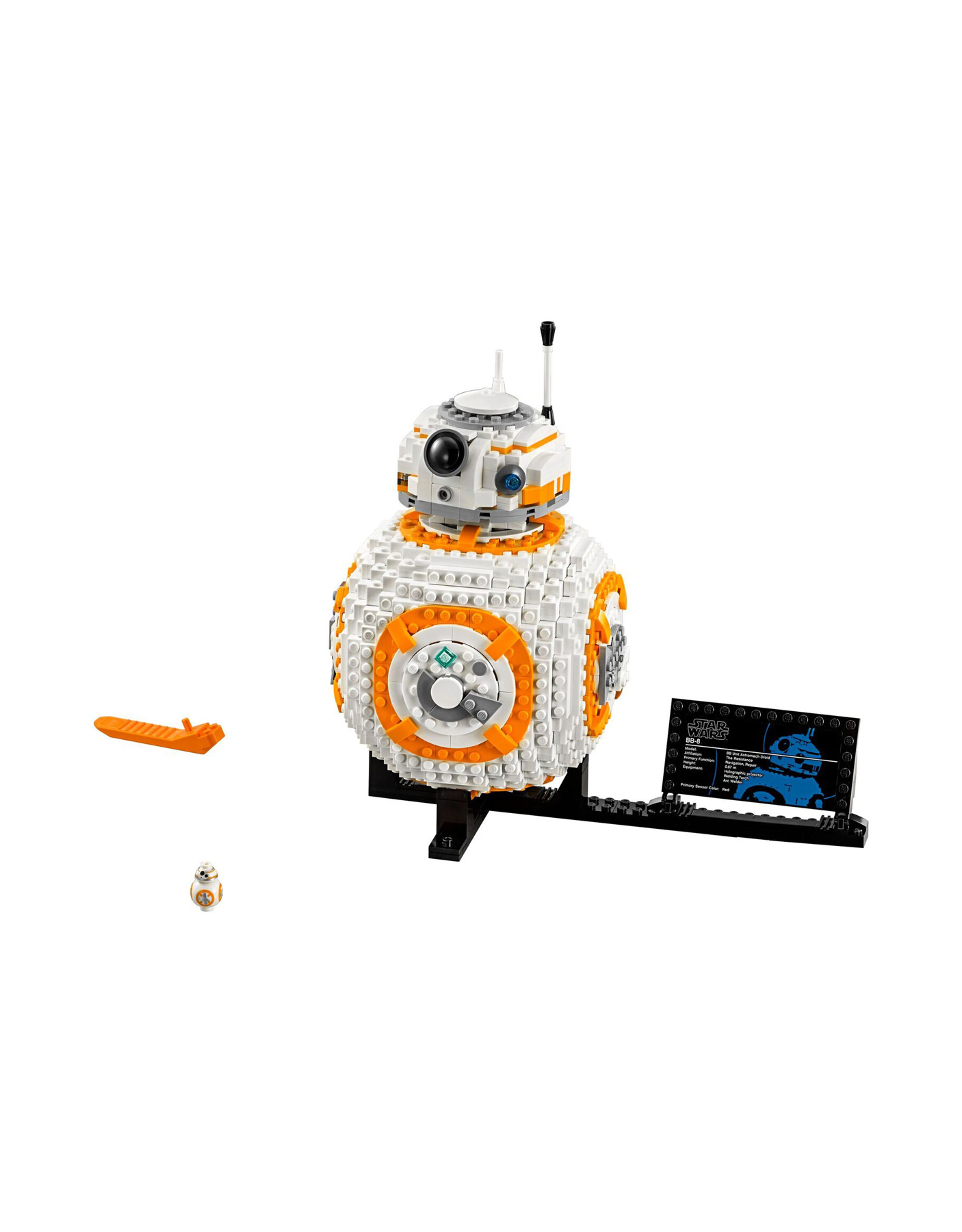 BB-8 Figure by Lego – Star Wars: The Last Jedi