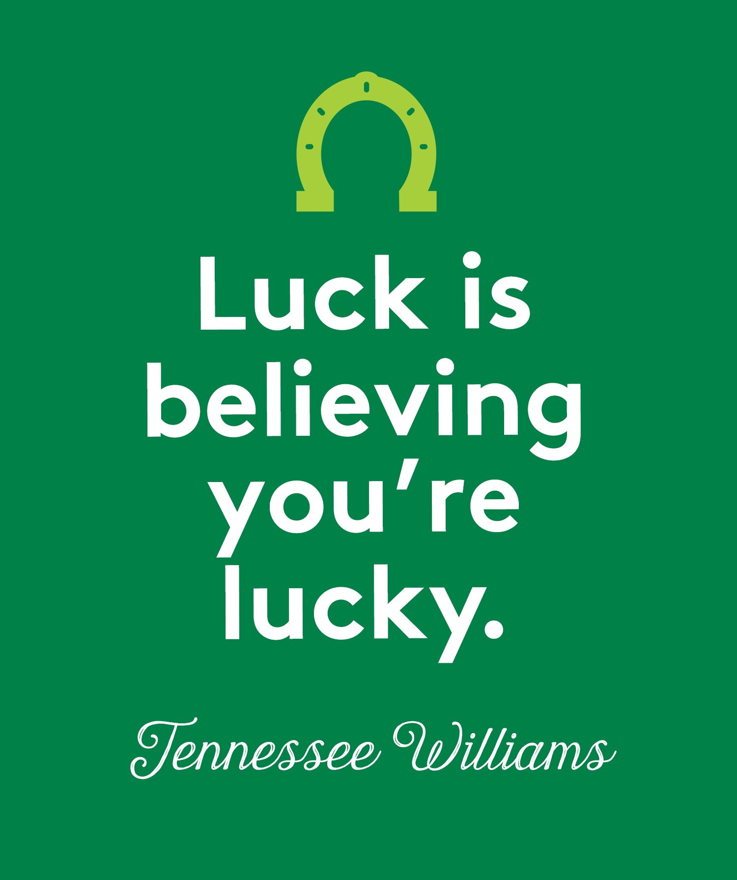 St. Patrick's Day Quotes, Williams