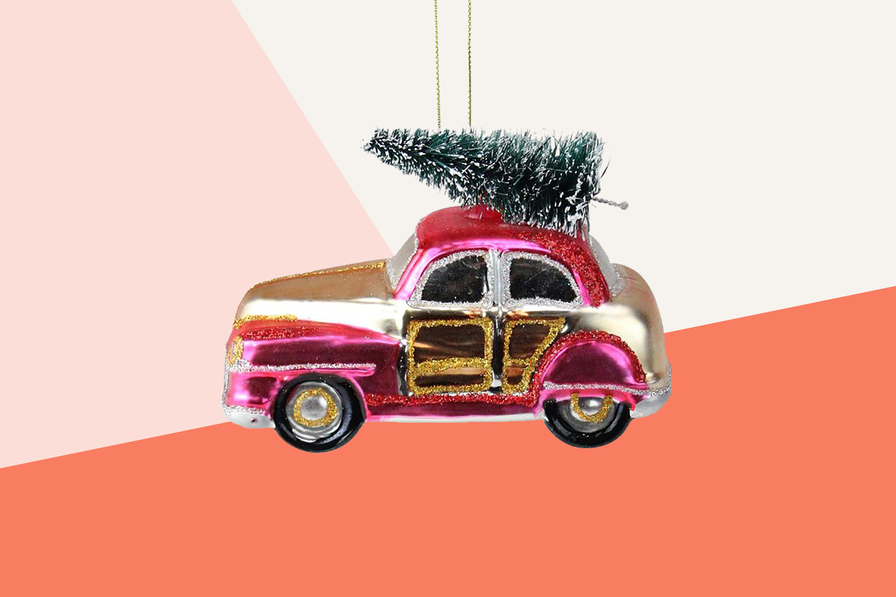 11 Vintage-Inspired Christmas Ornaments We're Totally Obsessed With