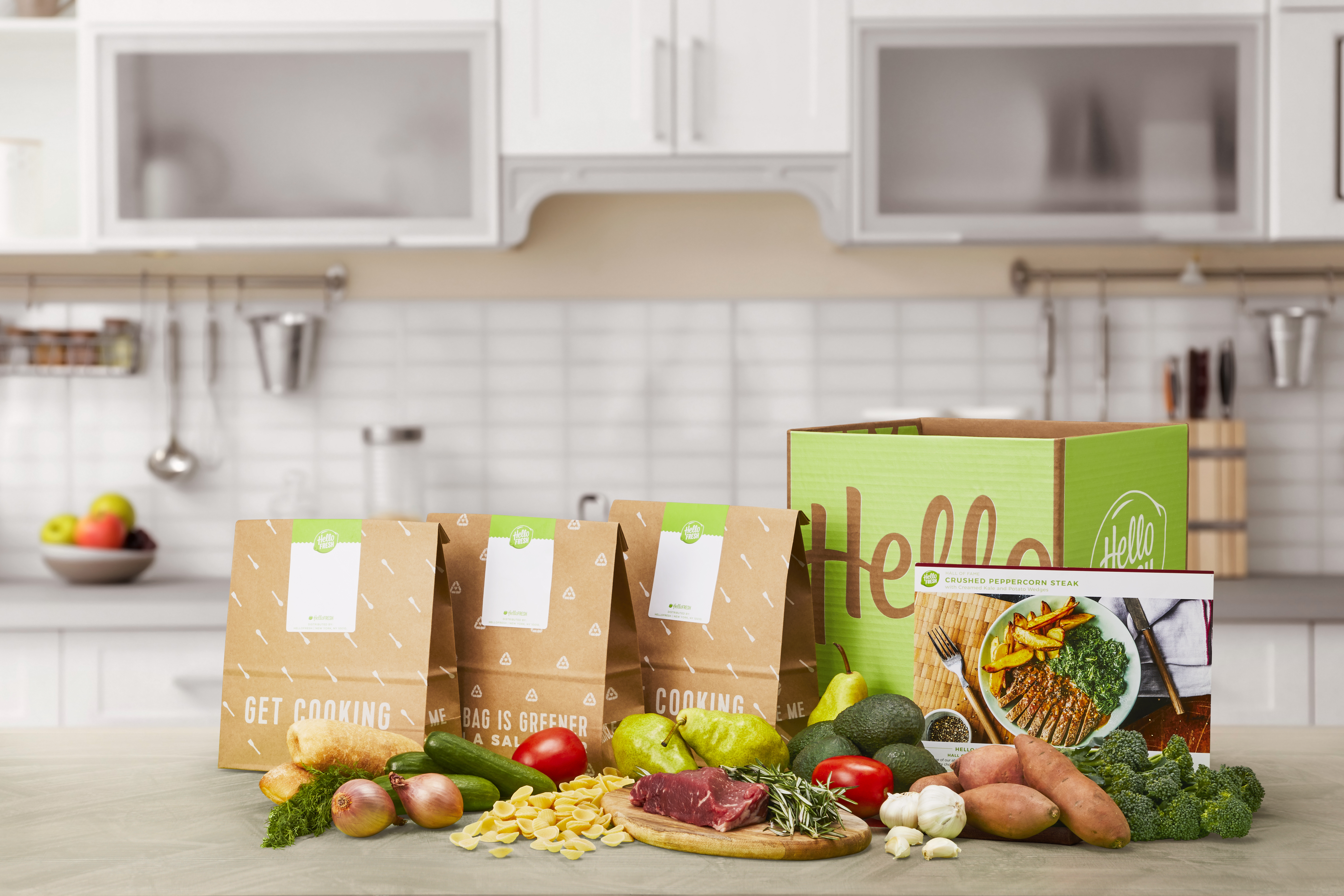 10 Meal Subscription Boxes That Make Weeknight Dinners Easier Than Ever