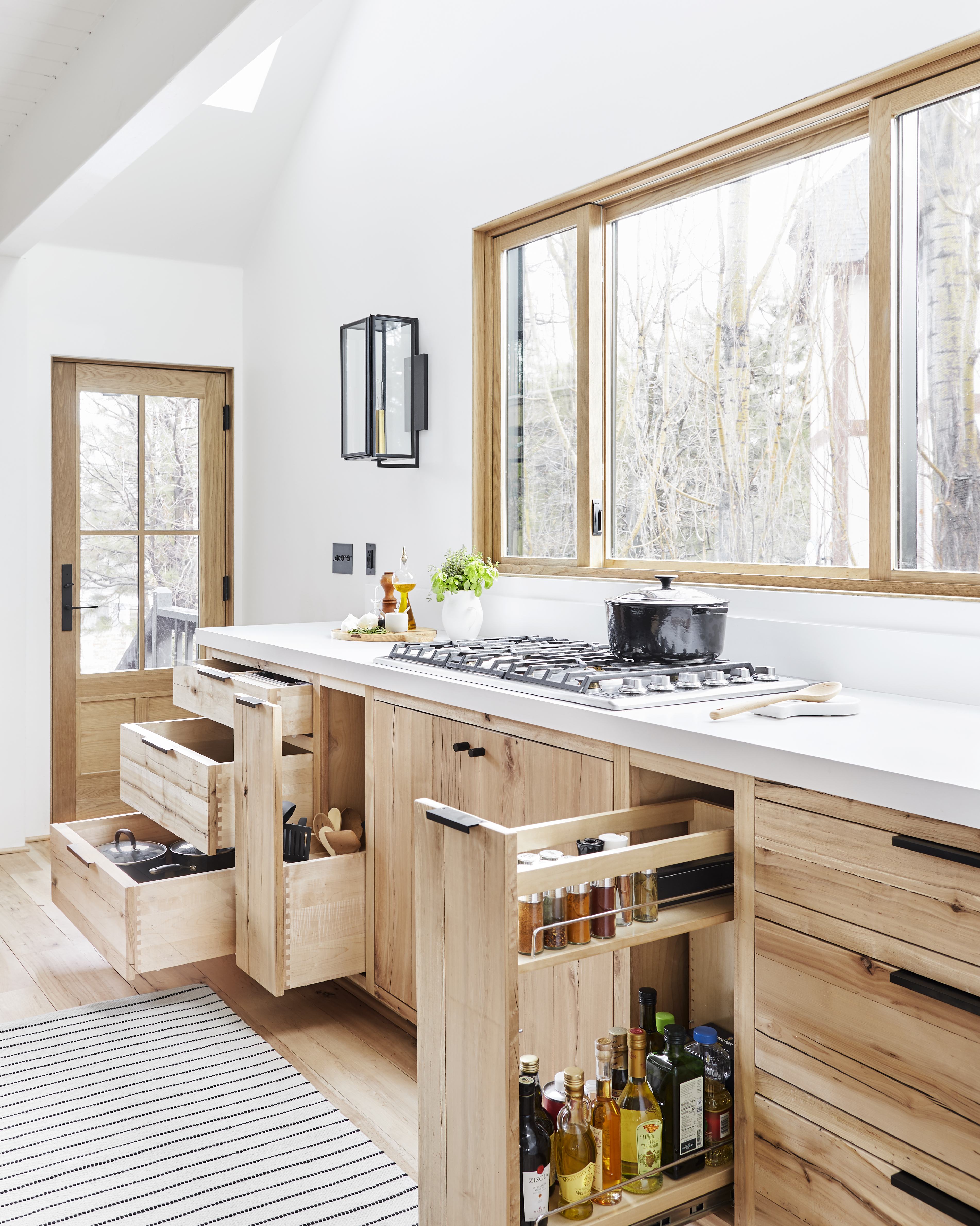 Creative Ideas For Kitchen Cabinets: This Emily Henderson Kitchen Is Full Of Kitchen
