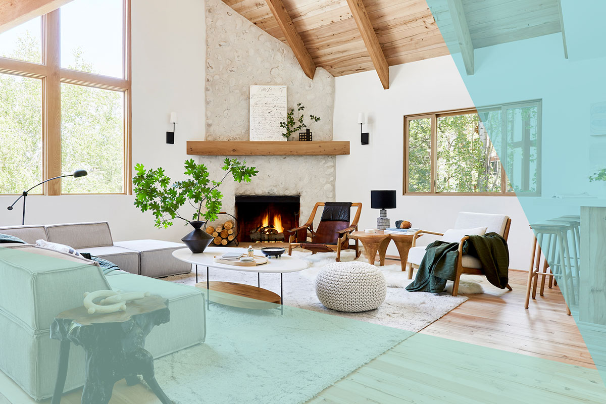 Sneak Peek Emily Henderson's Mountain House Makeover—Her Favorite House, Ever