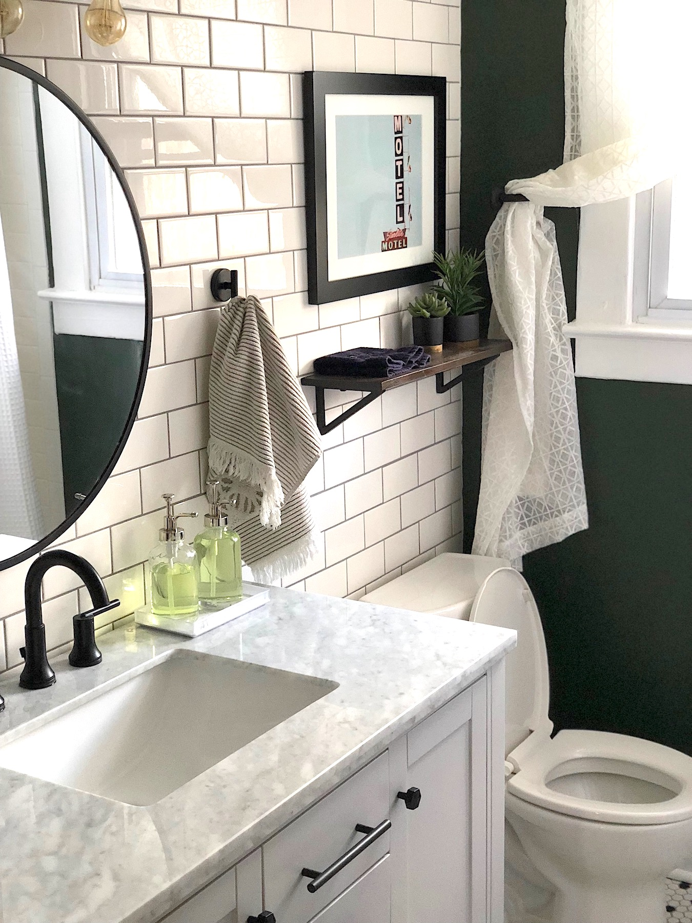 3 Brilliant Ways to Sneak More Storage Into a Small Bathroom