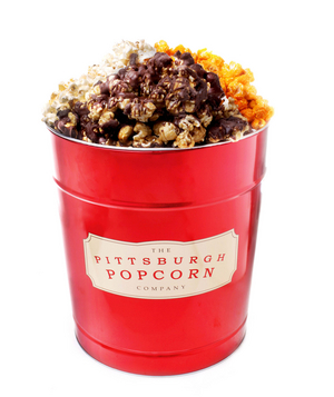 The Pittsburgh Popcorn Company Create Your Own Popcorn Tin