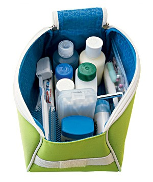 Toiletries kit