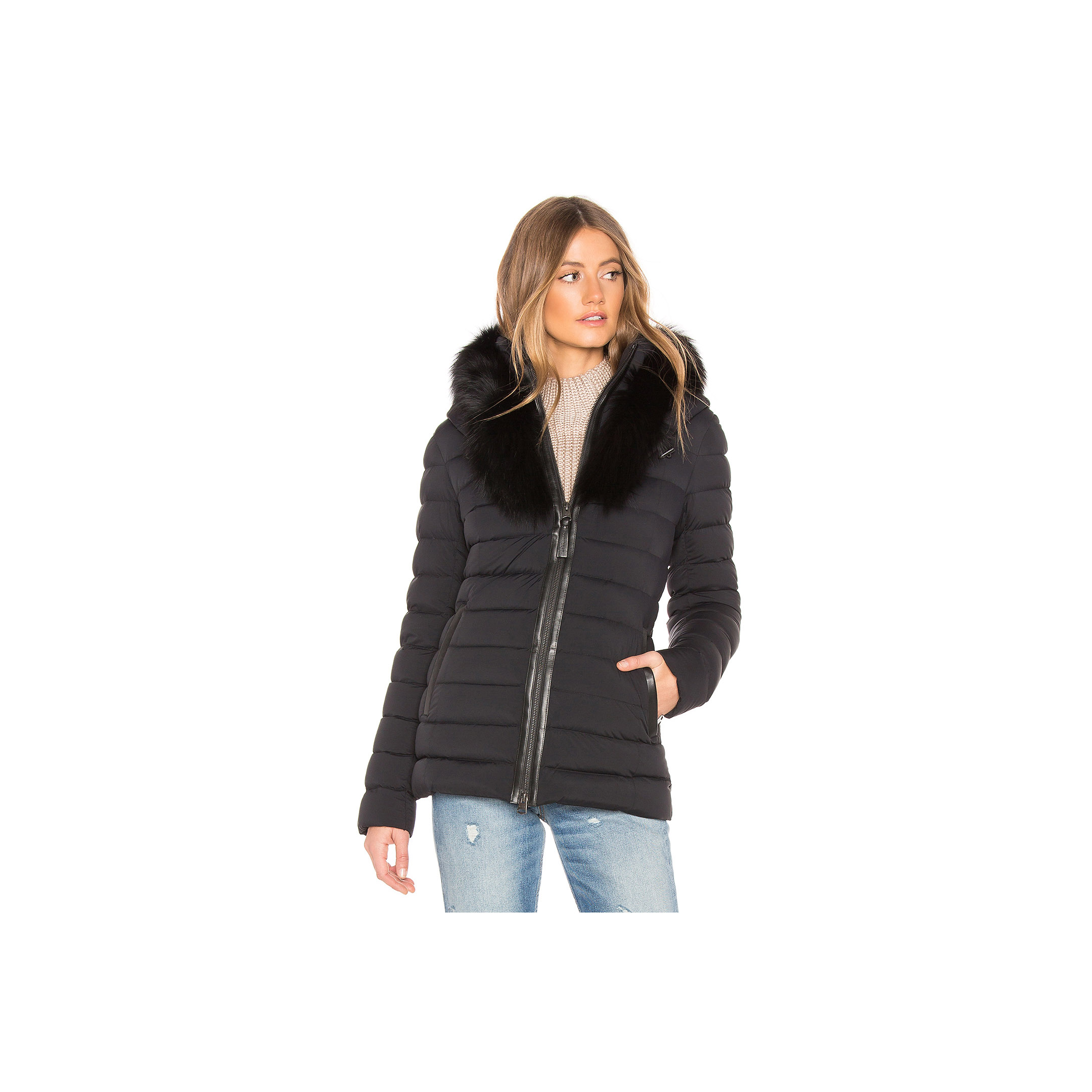 e71ae5cd2 Best Puffer Coats 2018 - Womens Puffer Jackets | Real Simple
