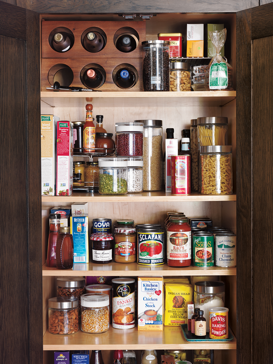 10 Items a Food Editor Has in Her Pantry at All Times