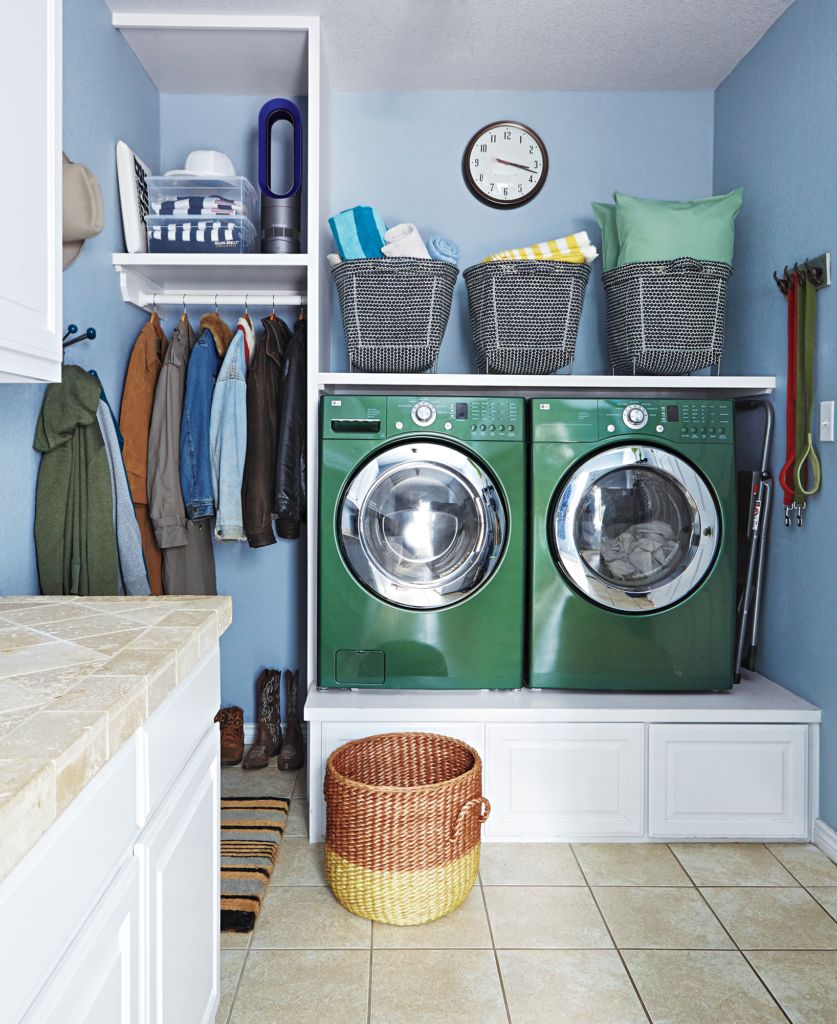 Laundry Room: After