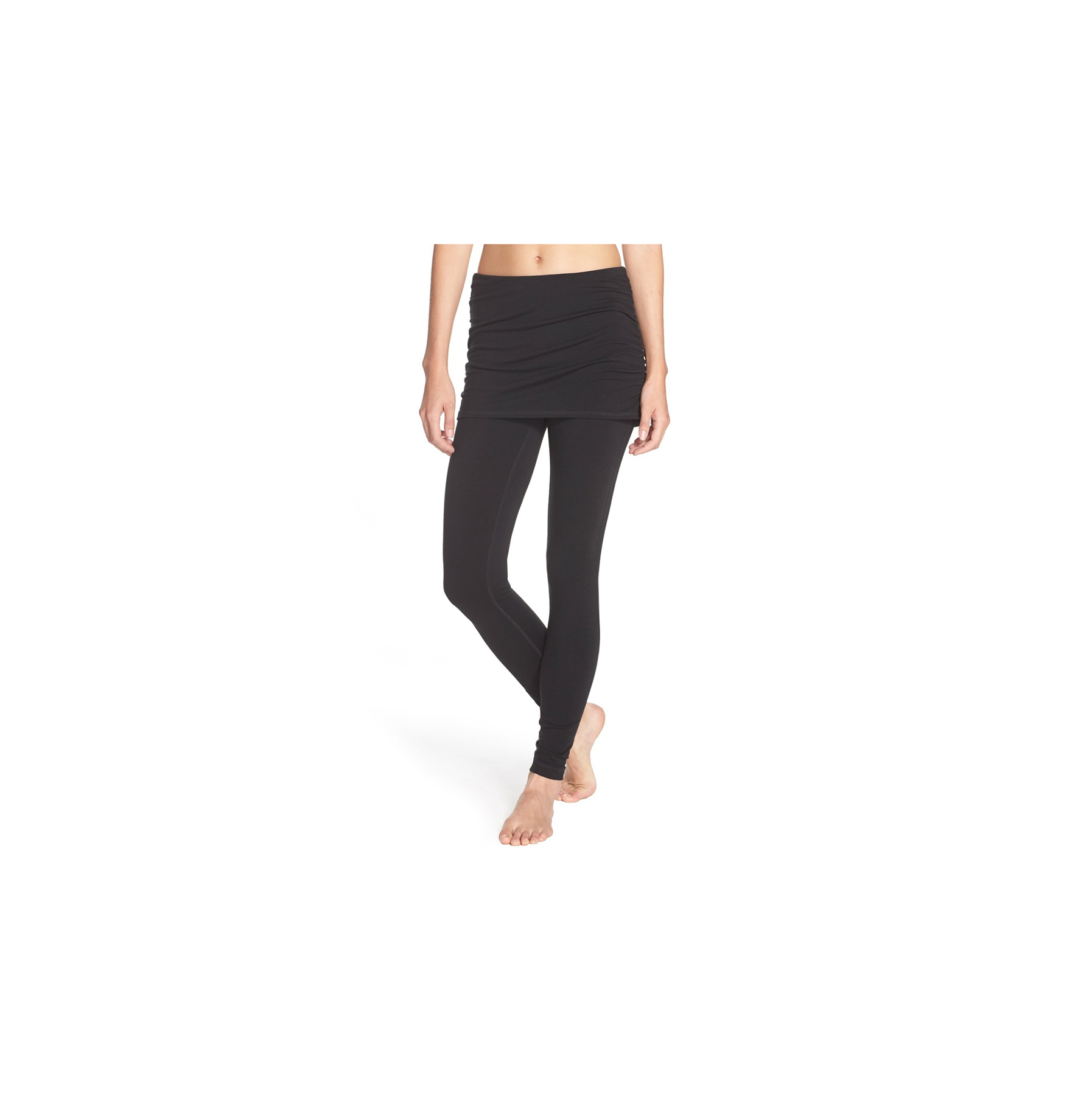 e49276c9f8 7 Black Leggings That Are Perfect for Traveling | Real Simple