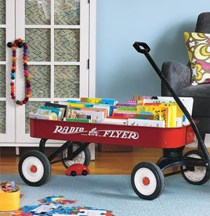 3 Ways to Store Kids' Clutter