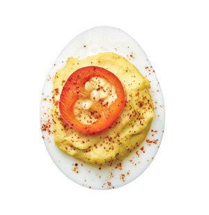 3 Twists on Deviled Eggs