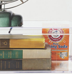 How to Freshen Up Musty Books