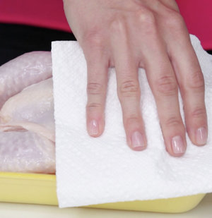 Should You Rinse Raw Chicken?