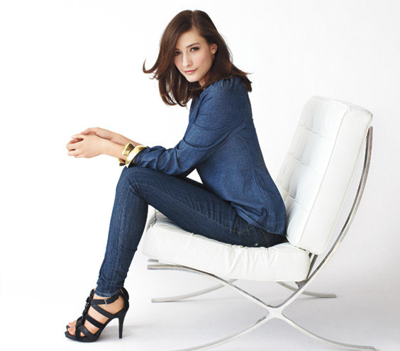 Find Flattering Denim Jeans Real Simple