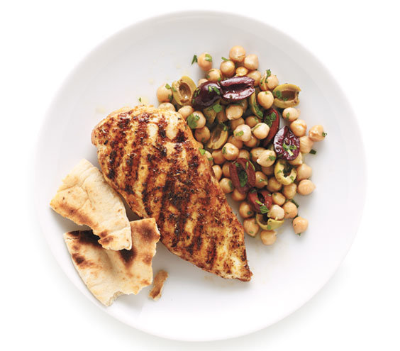 Recipes using chickpeas and chicken