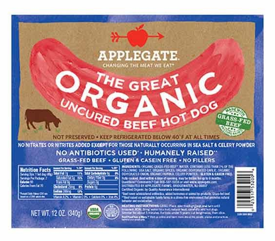 Where To Buy Applegate Hot Dogs In Canada