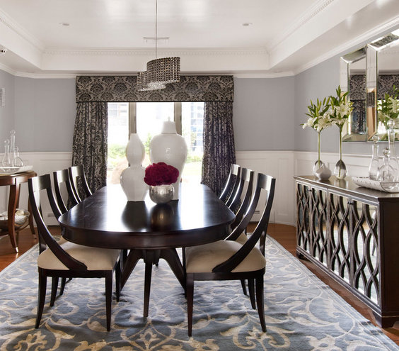 Livable Luxury Dining Room | 32 Elegant Ideas for Dining Rooms ...