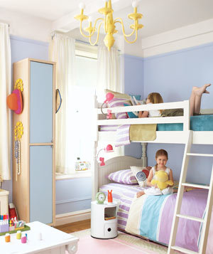 How to Keep The Peace When Kids Share a Room - Real Simple