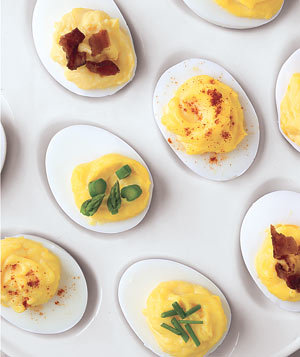 Deviled Eggs, Four Ways | Hard-Boiled Egg Recipe Ideas | Real Simple