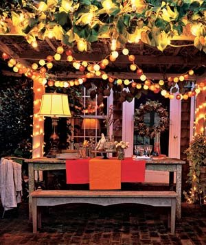 Electric Lights | 4 Creative Outdoor Lighting Ideas | Real ...