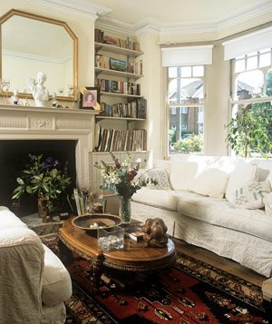 cozy casual your decorating style defined real simple