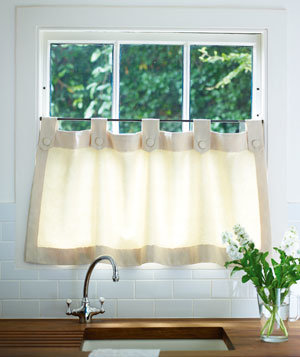 How Wide Should Curtains Be Guide To Curtains And Window Treatments Real Simple
