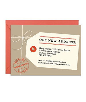 moving home cards template paper source shipping tag moving announcement 13 moving