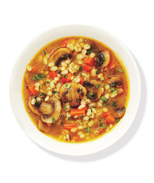 Mushroom Barley Soup | 10 Quick and Easy Soup Recipes ...