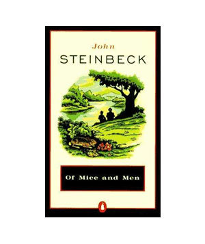 of mice and men real life In the book, of mice and men, a mentally-retarded person, lennie, has innocently taken the life of another person, and his caretaker, george, is faced with choosing between killing lennie or letting him face justice what george ends up doing is killing lennie.