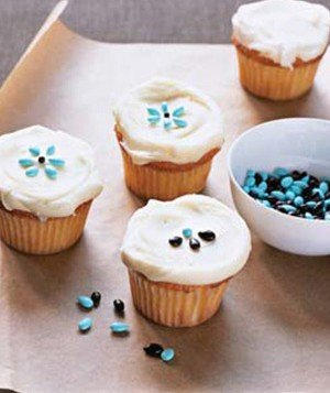Creative Cupcakes - Real Simple