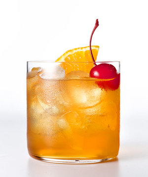 How To Make An Old Fashioned Mixed Drink