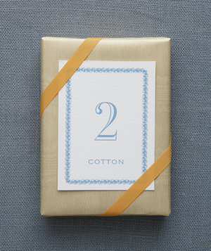 Wedding Gift Ideas Real Simple : 2nd Anniversary: Cotton Anniversary Gifts By Year - Real Simple