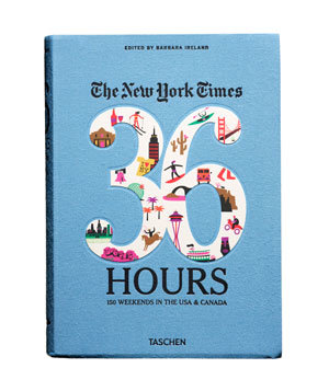 the new york times 36 hours usa  canada  36 unique