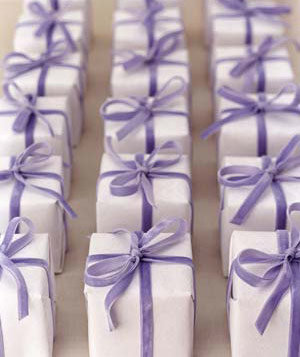 ... on plain white paper. Creative Gift Wrapping Ideas Real Simple