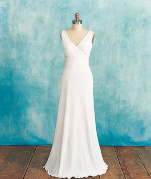 If you re plus sized wedding dresses how to choose the for What kind of shoes to wear with wedding dress