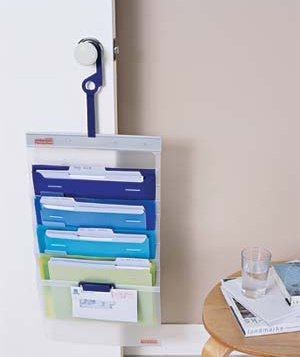 Home filing system real simple