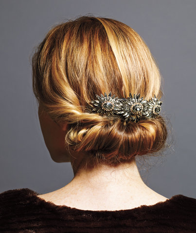 holiday hairstyles that are downright stunning—and