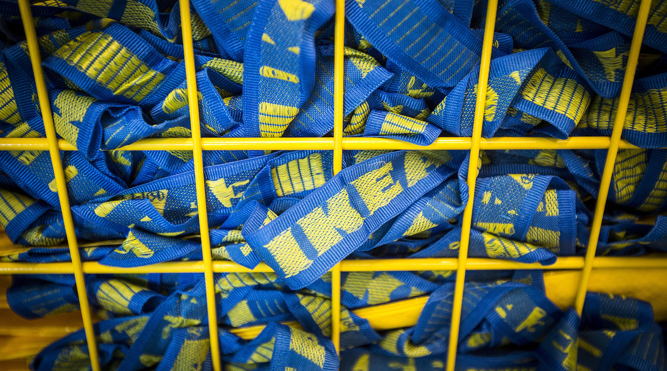 IKEA Shopping Bags