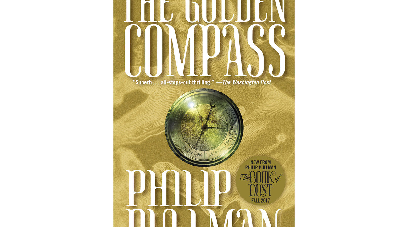 The Golden Compass, by Philip Pullman (HIGH SCHOOL BOOKS)