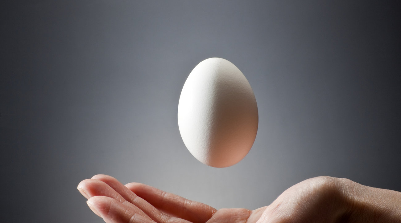 Easter Games for Adults, egg toss