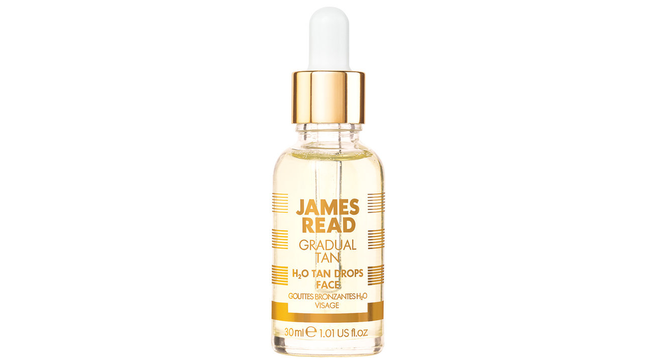 James Read Gradual Tan H2O Tan Drops Face (0718RTB)