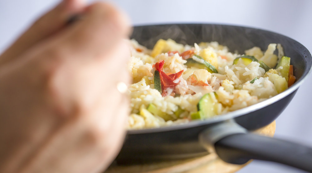 These Cauliflower Rice Recipes Are Amazing