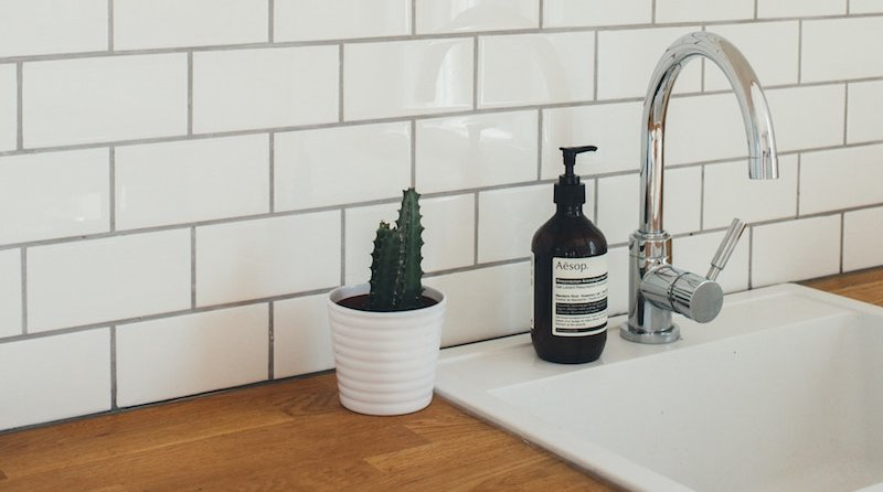 How To Clean Grout The Easy Way Real Simple