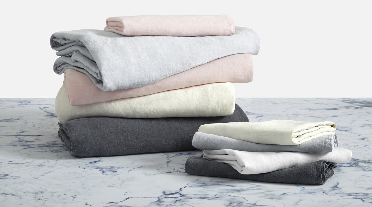 Brooklinen New Linen Collection