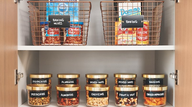 How to Organize a Pantry, Real Simple Home